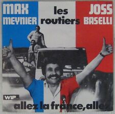 Max Meynier 45 Tours Joss Baselli 1977