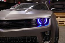 2010-2013 Camaro RS RGBW DRL LED Boards w/Bluetooth Controller Diode Dynamics