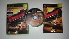 Original Xbox Jeu Burnout Revenge X Box