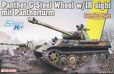 1/35 Dragon Panther Ausf.G Late Production (Steel Wheel) mit Pantherturm #6941