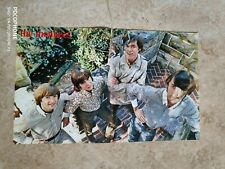 MONKEES, THE - POSTER FROM DUTCH MAGAZINE MUZIEK EXPRES 1967
