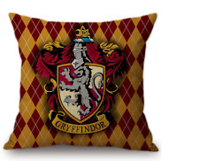 Harry Potter Pillow Cover - Gryffindor