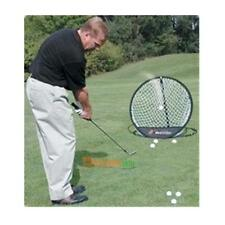 """NEW Portable 20.5"""" Pop up Golf Chipping Pitching Practice Net Training Aid Tools"""