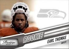 2010 Prestige #237 Earl Thomas RC Seahawks