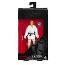 "NEW STAR WARS THE BLACK SERIES B6332 LUKE SKYWALKER 6"" ACTION FIGURE FREE S&H"