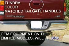 2000-2006 OEM TUNDRA TAILGATE HANDLE FACTORY COLOR MATCHED/ COLOR CODE 3Q3 SALSA