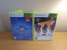 Xbox 360 Disney Infinity Spiel ohne Grenzen 3.0 Spiel und Handbuch getestet working
