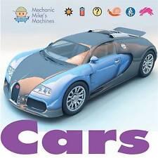 West, David, Cars (Mechanic Mike's Machines), Very Good Book