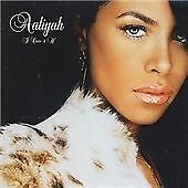 "AALIYAH - ""I Care 4 U (2002)""-MORE THAN A WOMAN-TRY AGAIN-TIMBALAND-BRAND NEW CD"