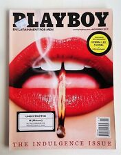 US Playboy Magazine *November 2013 *Lauren Young Cover *The Indulgence Issue
