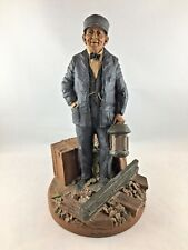 Vintage Tom Clark Figure - Conductor Statue - Signed - 1984 - #69