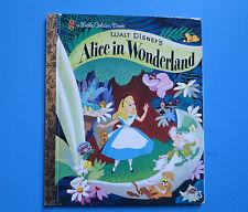 Little Golden Book: Walt Disney's Alice in Wonderland by RH Disney Staff ( 2010