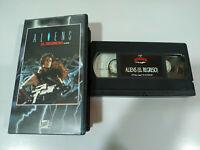 ALIENS EL REGRESO - CINTA VHS SIGOURNEY WEAVER JAMES CAMERON Español