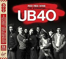 Ub40-red Red Wine - The Essential Ub40 CD