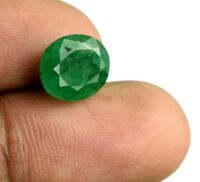 4 Ct Natural Oval IGL Certified Colombian Green Emerald IGL Certified Gemstone