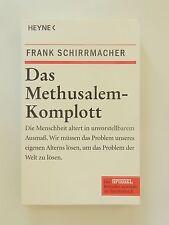 Frank Schirrmacher Das Methusalem Komplott Heyne Verlag