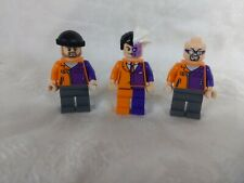 Lego DC Minifigures Two Face And Henchmen