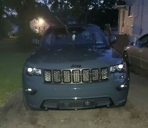 2016 and newer grand cherokee front led light set