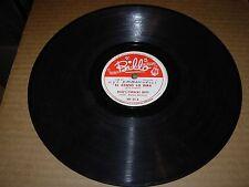 "BILLO'S CARACAS BOYS di la verdad / el censo lo dira ( latin ) 78 rpm 10"""