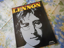 John Lennon A Decade Later  Magazine January 1990