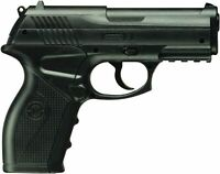 Crosman C11 - CO2 .177 Cal BB Gun Air Pistol Semi-Auto 20rd Mag - 480 FPS