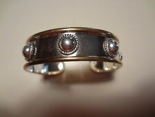 Mexico Cuff-925-Very Nice #153 Vintage Sterling Silver
