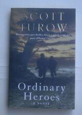 Ordinary Heroes, by Scott Turow
