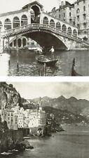 Wand Bild Augustine Städte Italien Venedig Fotografie Schwarz/Weiß