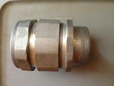 TMC10402 Crouse Hinds armor cable Conn 4''
