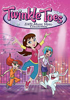 Twinkle Toes: Music Video Collection (DVD, 2013)