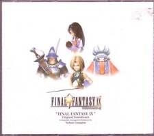 Final Fantasy IX 4 CD Box Classic Original Soundtrack
