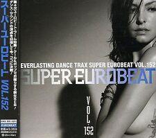 VARIOUS ARTISTS - SUPER EUROBEAT, VOL. 152 NEW CD