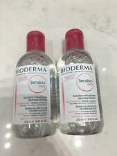 Bioderma Sensibio H2O Make-Up removing Micelle Solution 8.33oz - 2 PACK DUO SET