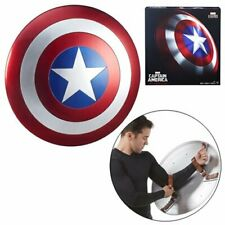 IN STOCK! Marvel Legends Gear Captain America Shield Prop Replica BY HASBRO
