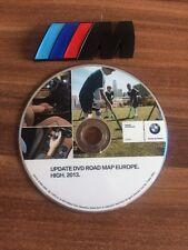 BMW Update DVD EUROPA Europe Road Map Navi High 2013 X3 E83 X5 E53 Z4 E86 Z8 E52