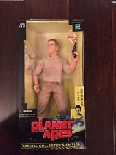 Hasbro Planet Of The Apes Major Leo Davidson Action Figure,Misp (B137)