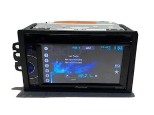 """AVH-X1500DVD 2-DIN Multimedia DVD Receiver with 6.1"""" Touchscreen Display TESTED"""