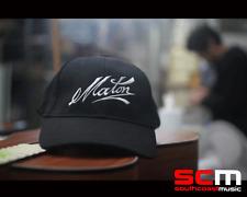 Maton Logo Baseball Hat Cap Apparel Clothing