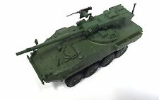 M1128 Stryker USA ARMY MILITARY VEHICLE 1:72 SCALE - DIECAST TANK PANZER GUN 4