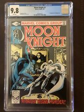 MOON KNIGHT #3 CGC 9.8 FIRST APPEARANCE MIDNIGHT MAN -NEW SLAB! Never Circulated