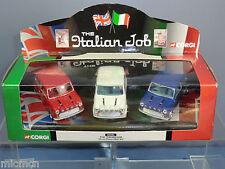 """Corgi modelo Nº CC 05506 'el Italiano Trabajo 3 Mini's"""" 3rd versión """"MIB"""