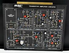 Lab-Volt Transistor Amplifier Circuits 91006-20