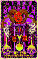 Black Sabbath Concert Poster Reprint Live in Tacoma 11x17 Quality Poster Ozzy