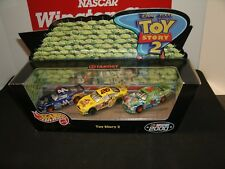 Toy Story 2 Limited Edition 3 Car Set Target Exclusive 1/64 Hot Wheels 2000