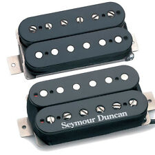 Seymour Duncan SH-1 '59 Neck / SH-16 59/Custom Hybrid set black 4 conductor NEW
