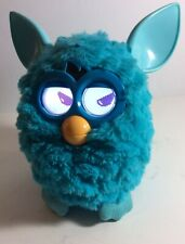 Furby 2012 Teal Blue Works Great Includes Batteries Hasbro