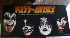 Vintage & Rare ! KISS - OPOLY (2003 KISS Catalog) Complete Board Game
