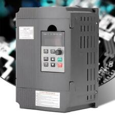 Single Phase Motor Speed Control Variable Frequency Drive Inverter 1.5kw 3ph 8a