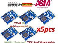 5pcs JDY-08 Bluetooth 4.0 BLE Uart Transceiver Module CC2541 Wireless iBeacon