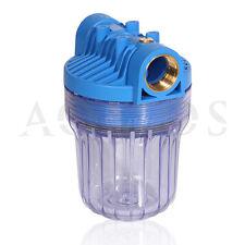 """5"""" Filtertasse Wasser vor Filter, Tauchgarten Pumpe, Hauswasserwerk 1"""" IG"""